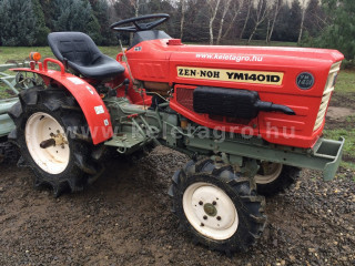 Yanmar YM1401D - Current used Japanese compact tractors