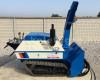 Iseki ISR1114D snow blower hómaró japán kistraktor (2)