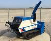 Iseki ISR1114D snow blower hómaró japán kistraktor (3)