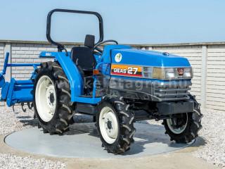 Iseki TG27 Power-Shift japán kistraktor (1)