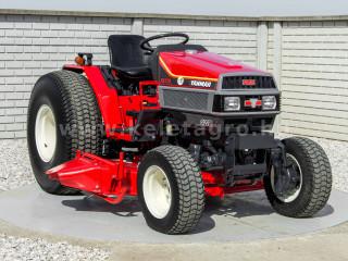 Yanmar FX175D lawn mower fűnyíró japán kistraktor (1)