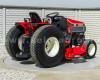 Yanmar FX175D lawn mower fűnyíró japán kistraktor (3)
