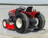 Yanmar FX175D lawn mower fűnyíró japán kistraktor (5)