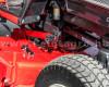 Yanmar FX175D lawn mower fűnyíró japán kistraktor (15)