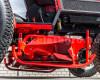 Yanmar FX175D lawn mower fűnyíró japán kistraktor (16)