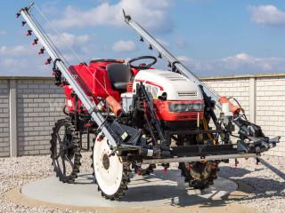 Yanmar GV17W önjáró permetező traktor japán kistraktor (1)