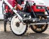Yanmar GV17W önjáró permetező traktor japán kistraktor (17)