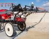 Yanmar GV17W önjáró permetező traktor japán kistraktor (39)