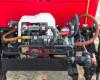 Yanmar GV17W önjáró permetező traktor japán kistraktor (44)