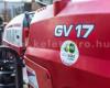 Yanmar GV17W önjáró permetező traktor japán kistraktor (46)