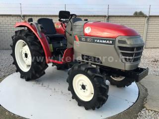 Yanmar RS27D japán kistraktor (1)