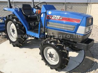 Iseki TK25FF High Speed japán kistraktor (1)