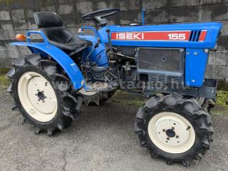 Iseki TX155 japán kistraktor (1)