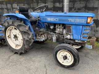 Iseki TS1610 japán kistraktor (1)
