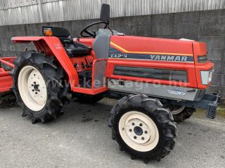 Yanmar FX215D japán kistraktor (1)