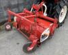 Yanmar FX215D japán kistraktor (5)