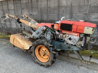 Kubota K600A japán kistraktor (1)