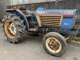 Iseki TL2301 japán kistraktor (1)