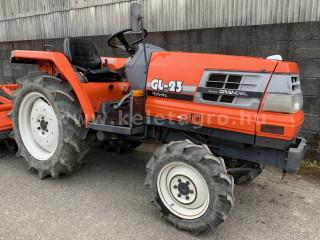 Kubota GL23 japán kistraktor (1)