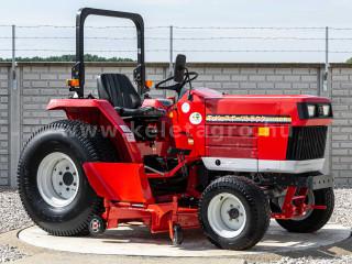 Shibaura S325 Toko Sports Tractor 524GPR japán fűnyíró kistraktor (1)