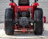 Shibaura S325 Toko Sports Tractor 524GPR japán fűnyíró kistraktor (4)