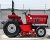 Shibaura S325 Toko Sports Tractor 524GPR japán fűnyíró kistraktor (2)