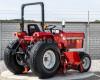 Shibaura S325 Toko Sports Tractor 524GPR japán fűnyíró kistraktor (3)