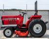 Shibaura S325 Toko Sports Tractor 524GPR japán fűnyíró kistraktor (6)