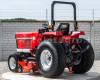 Shibaura S325 Toko Sports Tractor 524GPR japán fűnyíró kistraktor (5)