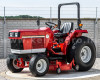 Shibaura S325 Toko Sports Tractor 524GPR japán fűnyíró kistraktor (7)