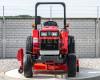 Shibaura S325 Toko Sports Tractor 524GPR japán fűnyíró kistraktor (8)