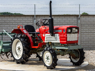 Yanmar YMG1800D japán kistraktor (1)