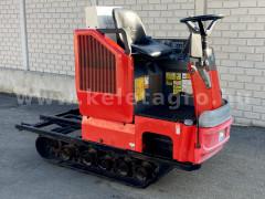Yanmar GC221 project platform - Japán Kistraktorok -