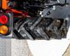 Hinomoto HM395 Stage V kistraktor (42)