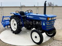 Iseki TS2210 - Japán Kistraktorok -