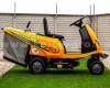 Force e-Cut 81 akkumulátoros fűnyíró traktor (2)