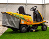Force e-Cut 81 akkumulátoros fűnyíró traktor (3)