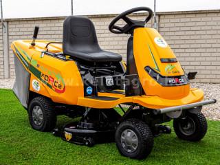 Force e-Cut 81 akkumulátoros fűnyíró traktor (1)