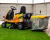 Force e-Cut 81 akkumulátoros fűnyíró traktor (6)