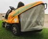 Force e-Cut 81 akkumulátoros fűnyíró traktor (12)