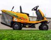 Force e-Cut 81 akkumulátoros fűnyíró traktor (9)