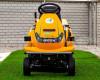 Force e-Cut 81 akkumulátoros fűnyíró traktor (7)