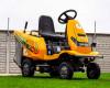 Force e-Cut 81 akkumulátoros fűnyíró traktor (17)