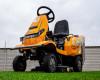 Force e-Cut 81 akkumulátoros fűnyíró traktor (16)
