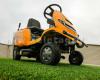 Force e-Cut 81 akkumulátoros fűnyíró traktor (14)