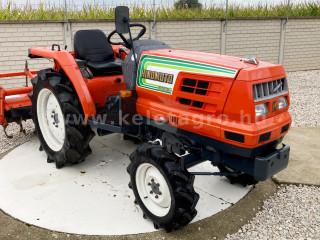 Hinomoto NX23 japán kistraktor (1)