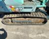 Yanmar B27-2 mini excavator / árokásó / markoló (14)