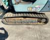 Yanmar B27-2 mini excavator / árokásó / markoló (12)