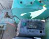 Yanmar B27-2 mini excavator / árokásó / markoló (10)