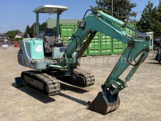 Yanmar B27-2 mini excavator / árokásó / markoló (1)
